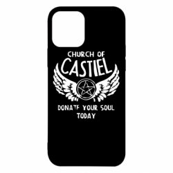 Чохол для iPhone 12/12 Pro Church of Castel