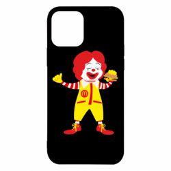 Чохол для iPhone 12/12 Pro Clown McDonald's