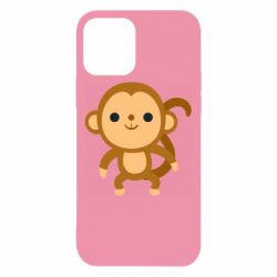 Чохол для iPhone 12/12 Pro Colored monkey