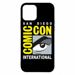 Чохол для iPhone 12/12 Pro Comic-Con International: San Diego logo