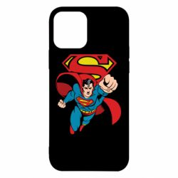 Чохол для iPhone 12/12 Pro Comics Superman