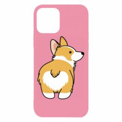Чохол для iPhone 12/12 Pro Corgi back