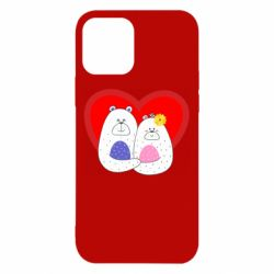 Чохол для iPhone 12/12 Pro Couple Bears