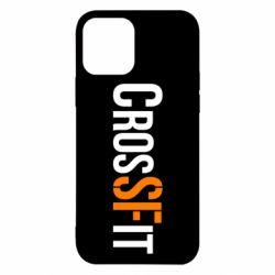 Чохол для iPhone 12/12 Pro CrossFit SF
