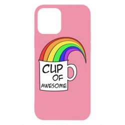 Чехол для iPhone 12/12 Pro Cup of awesome