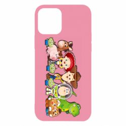Чохол для iPhone 12/12 Pro Cute characters toy story