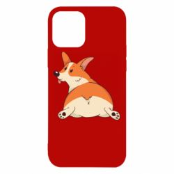 Чехол для iPhone 12/12 Pro Cute corgi