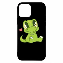Чехол для iPhone 12/12 Pro Cute dinosaur