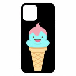 Чохол для iPhone 12/12 Pro Cute face ice cream
