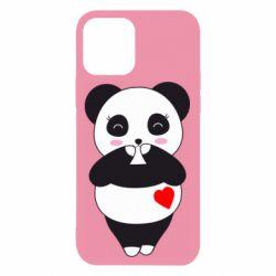 Чохол для iPhone 12/12 Pro Cute panda