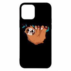 Чохол для iPhone 12/12 Pro Cute sloth