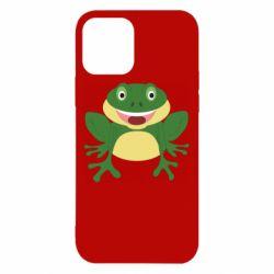 Чехол для iPhone 12/12 Pro Cute toad