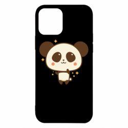 Чохол для iPhone 12/12 Pro Cute vector pandochka