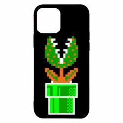 Чохол для iPhone 12/12 Pro Квітка-людожер Супер Маріо