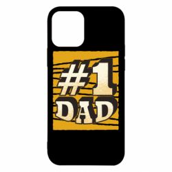 Чехол для iPhone 12/12 Pro Dad number one