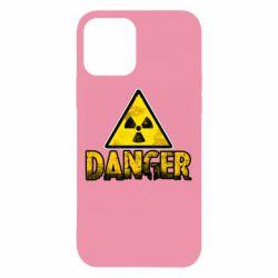 Чохол для iPhone 12 Danger icon