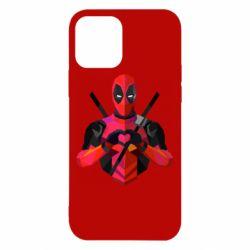 Чохол для iPhone 12/12 Pro Deadpool Love