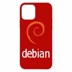 Чехол для iPhone 12 Debian