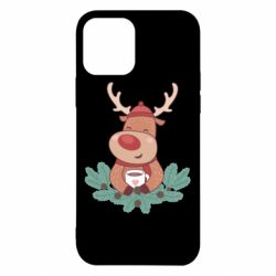 Чехол для iPhone 12/12 Pro Deer tea party