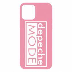 Чохол для iPhone 12/12 Pro Depeche Mode Rock
