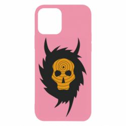 Чехол для iPhone 12/12 Pro Devil skull rock