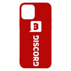 Чохол для iPhone 12/12 Pro Discord