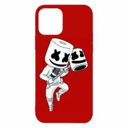 Чехол для iPhone 12/12 Pro DJ marshmallow 1
