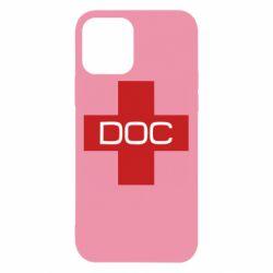 Чохол для iPhone 12/12 Pro DOC