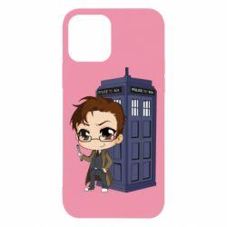 Чохол для iPhone 12/12 Pro Doctor who is 10 season2