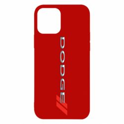 Чохол для iPhone 12/12 Pro Dodge logo