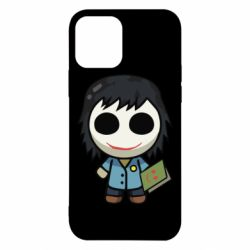 Чохол для iPhone 12/12 Pro Doll with a book