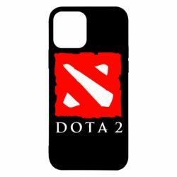 Чехол для iPhone 12/12 Pro Dota 2 Big Logo