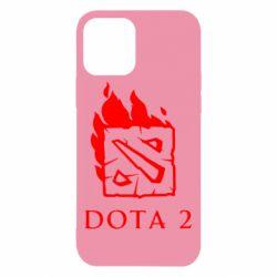 Чохол для iPhone 12/12 Pro Dota 2 Fire