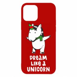 Чехол для iPhone 12/12 Pro Dream like a unicorn