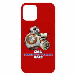 Чехол для iPhone 12/12 Pro Droids BB 8 and  D O  star wars the rise of skywalker