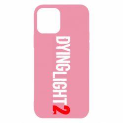 Чохол для iPhone 12/12 Pro Dying Light 2 logo