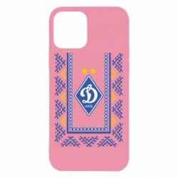 Чехол для iPhone 12/12 Pro Dynamo logo and ornament
