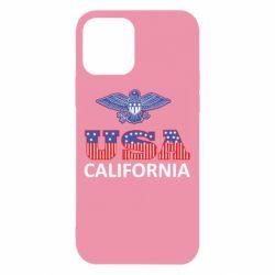 Чехол для iPhone 12/12 Pro Eagle USA