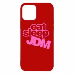 Чехол для iPhone 12/12 Pro Eat sleep JDM