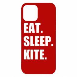 Чохол для iPhone 12/12 Pro Eat, sleep, kite