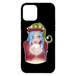 Чехол для iPhone 12/12 Pro Elf girl