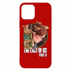 Чехол для iPhone 12/12 Pro Ellie The Last Of Us