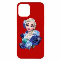 Чохол для iPhone 12 Elsa and roses