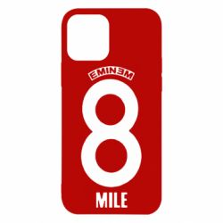 Чехол для iPhone 12/12 Pro Eminem 8 mile