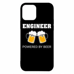 Чохол для iPhone 12 Engineer Powered By Beer