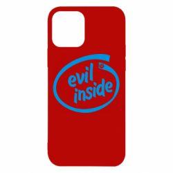 Чехол для iPhone 12/12 Pro Evil Inside