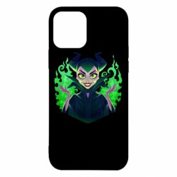 Чехол для iPhone 12/12 Pro Evil Maleficent