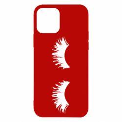 Чохол для iPhone 12/12 Pro Eyelashes