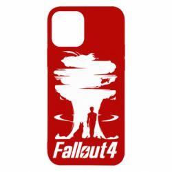 Чехол для iPhone 12/12 Pro Fallout 4 Art