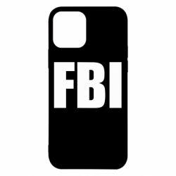 Чехол для iPhone 12/12 Pro FBI (ФБР)